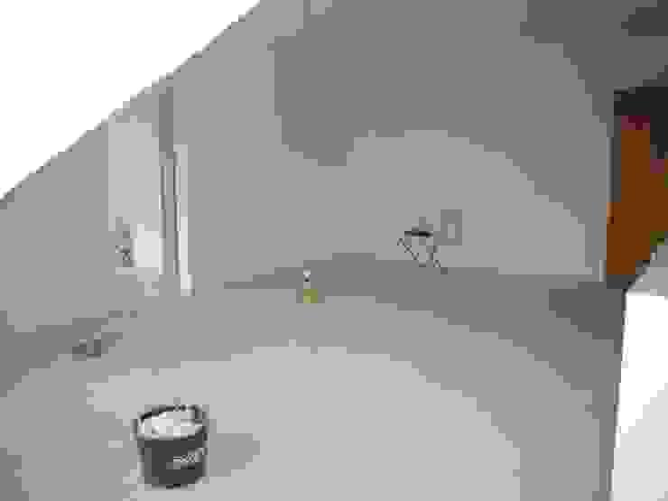 Salones industriales de raum² - wir machen wohnen Industrial