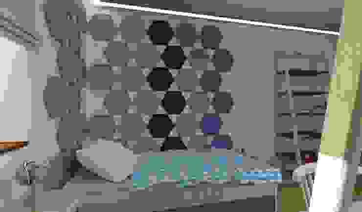 by FLUFFO fabryka miękkich ścian Modern