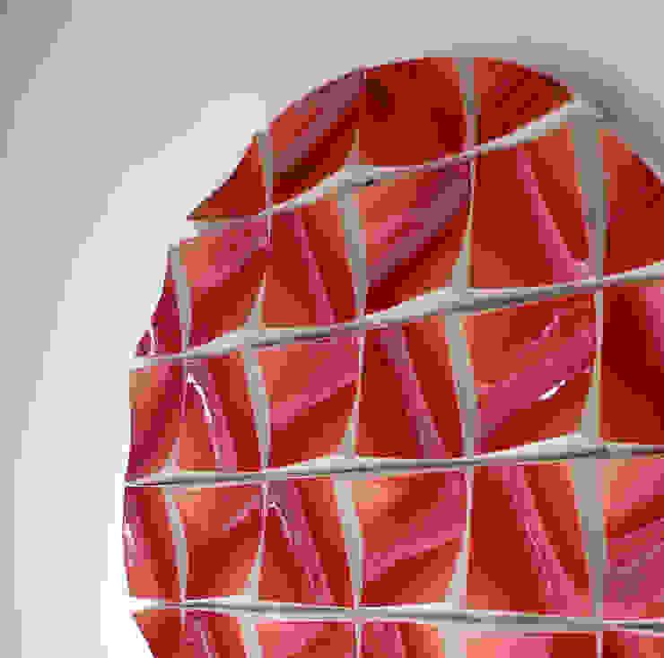 Big circle detail: modern  door Slingerland en Verhoeven, Modern