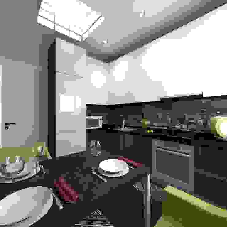 студия Виталии Романовской Kitchen
