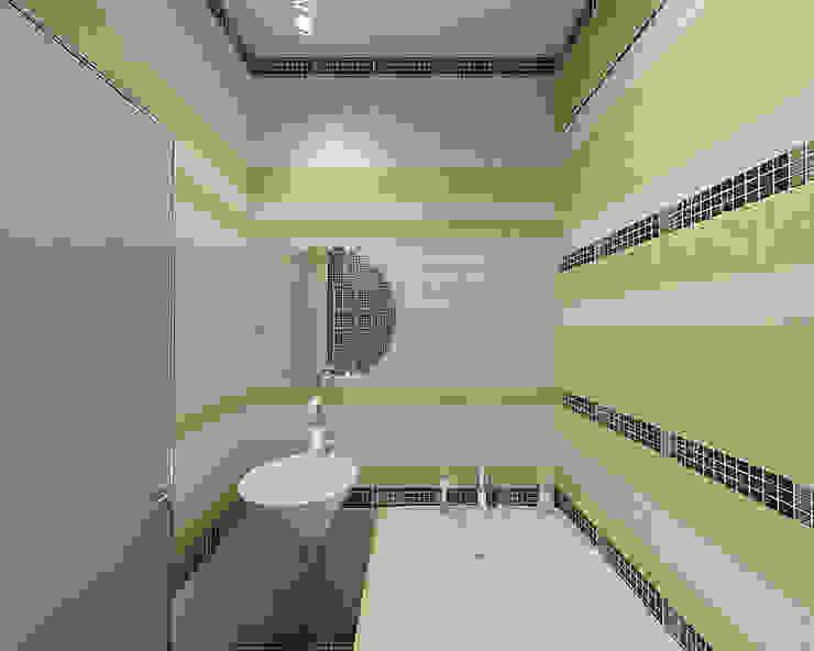 студия Виталии Романовской Minimalist style bathroom