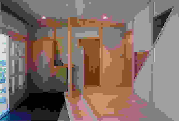 タイトルを入れてください アジア・和風の 窓&ドア の MOW Architect & Associates 和風