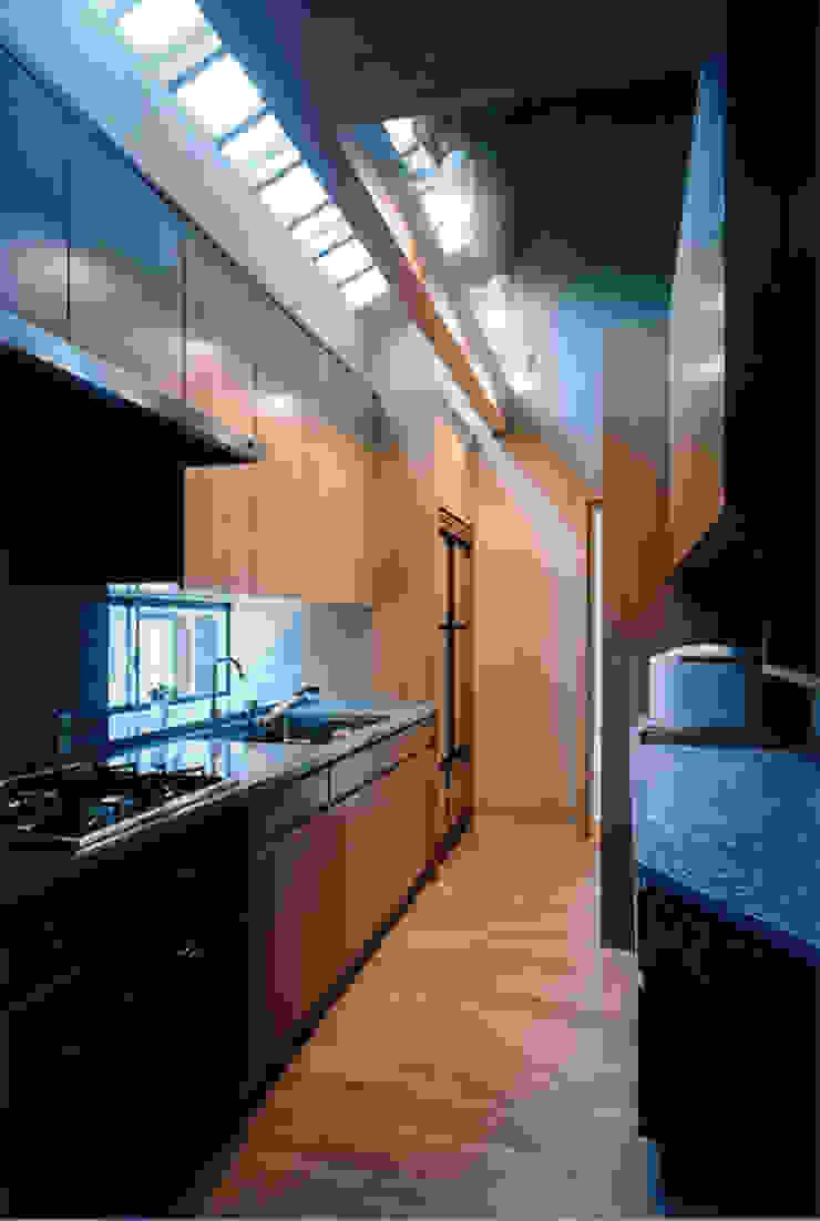 タイトルを入れてください 和風の キッチン の MOW Architect & Associates 和風