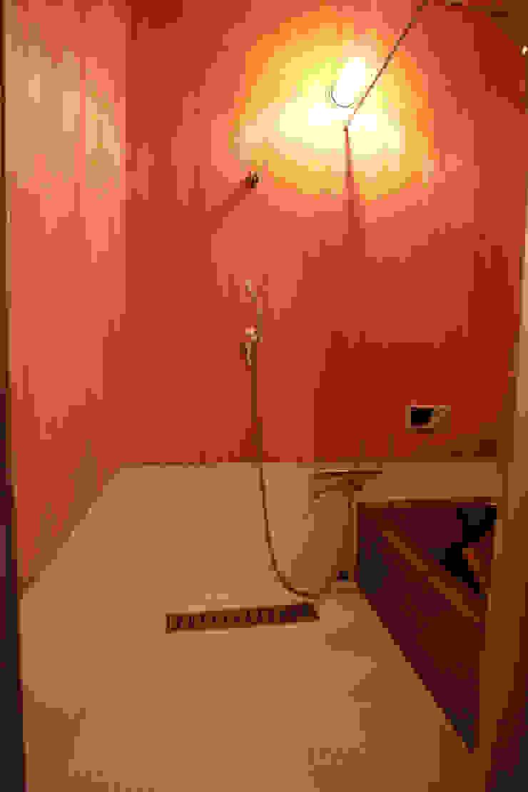 浴室 オリジナルスタイルの お風呂 の 稲吉建築企画室 オリジナル