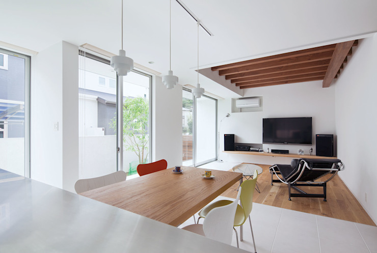 Salones de estilo  de ARCHSOL DESIGN, Moderno