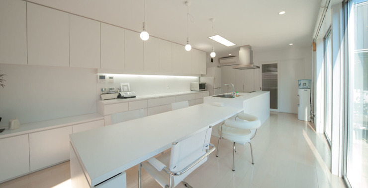 Modern Kitchen by A-box設計室 Modern