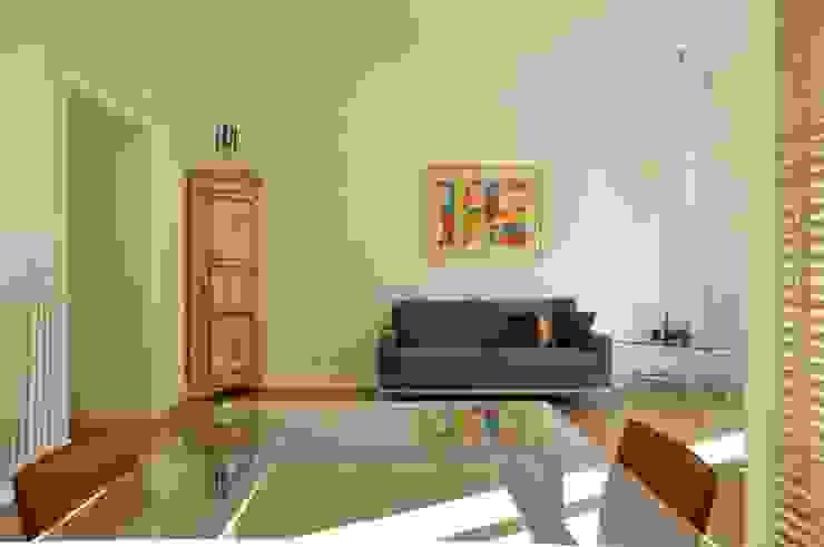 Progetto residenziale | Roma | Quartiere Trieste - 2010 Case moderne di ar architetto roma Moderno