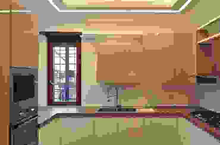 Progetto residenziale   Roma   Quartiere Talenti - 2013 Case moderne di ar architetto roma Moderno
