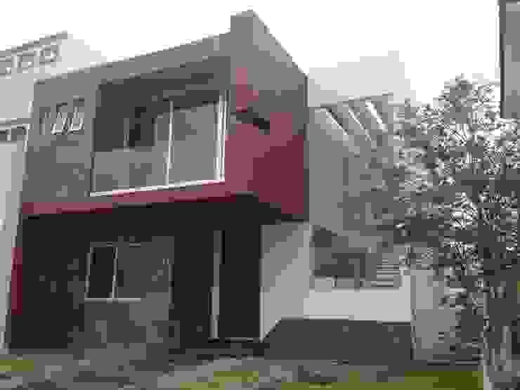 Provenza L21 Casas modernas de Arki3d Moderno