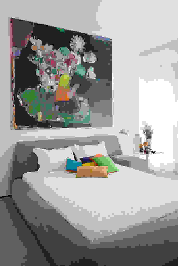 Un toque de color y un tema floral m87766 ChambreAccessoires & décorations