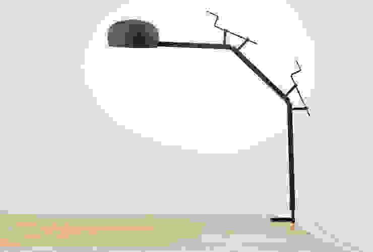 lampe Manivelle par François Azambourg