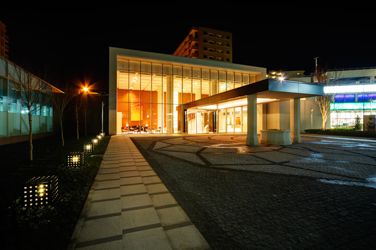 Mid Place Sendai Condominium Tower: modern  by MID Japan,Inc., Modern