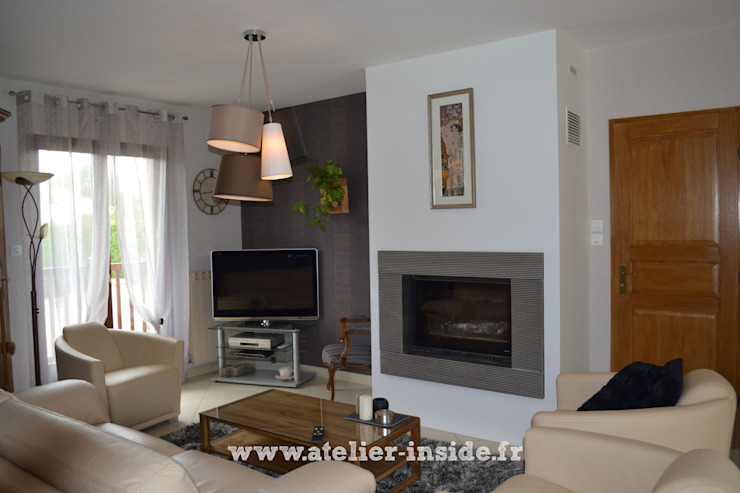 Atelier Inside Classic style living room