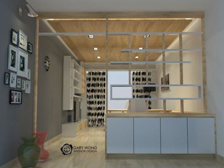 深圳和諧家園 by GARY WONG Interior Design