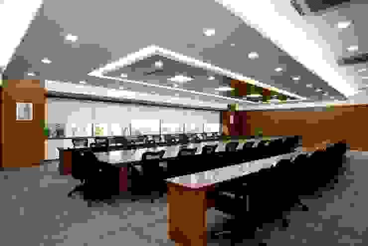 Interior Project Modern office buildings by Shriji Decor Pvt. Ltd. Modern