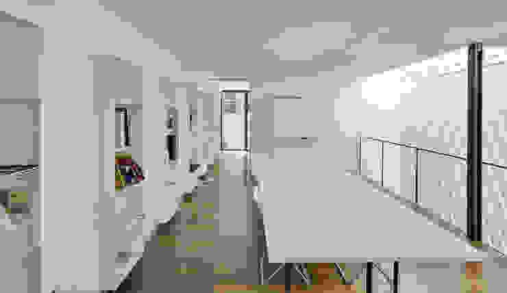 Estudio de Arquitectura y diseño sanahuja&partners sanahuja&partners Oficinas y tiendas de estilo moderno