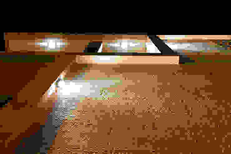 LA PALAZZINA IN PIETRA di GIAMMARIO ARCHITETTI Mediterraneo