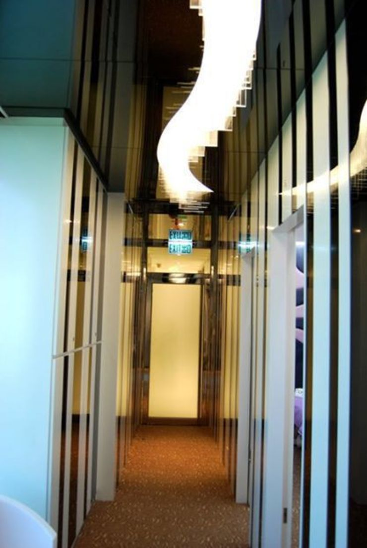 General Corridor Oui3 International Limited Modern offices & stores