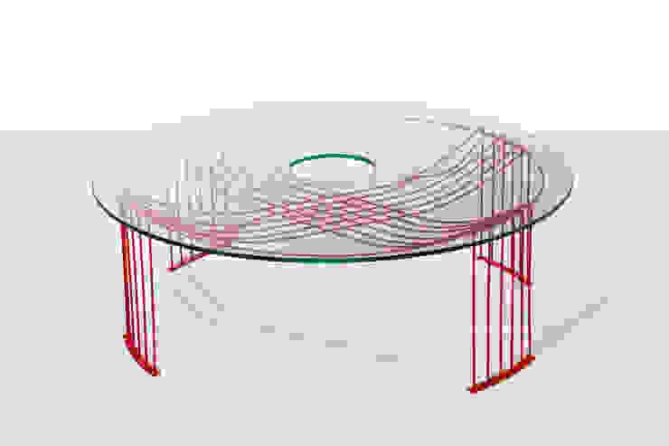amihajime table: Shinn Asano Design Co. ltd.が手掛けたミニマリストです。,ミニマル