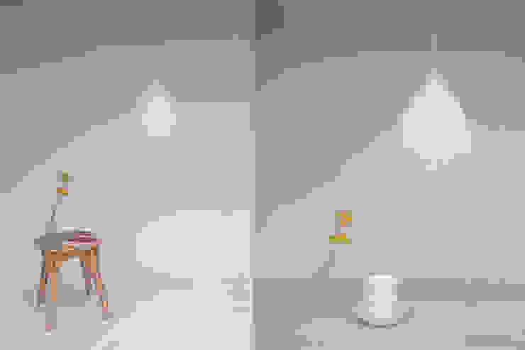 Airy Small Pendant: modern  by 24° Studio, Modern