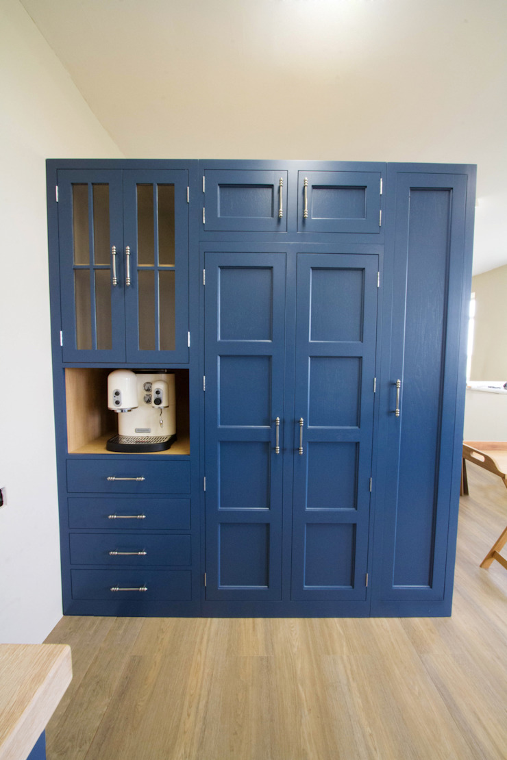 Shaker Larder Unit by NAKED Kitchens Country
