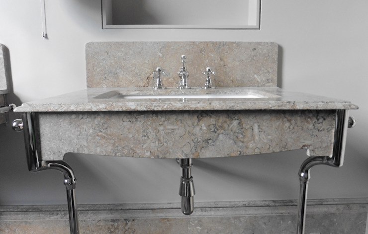 Dawson Place, Swaledale Fossil Basin: classic  by Britannicus Stone, Classic