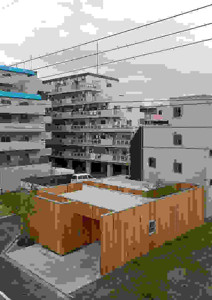House of Nishimikuni van arbol Modern