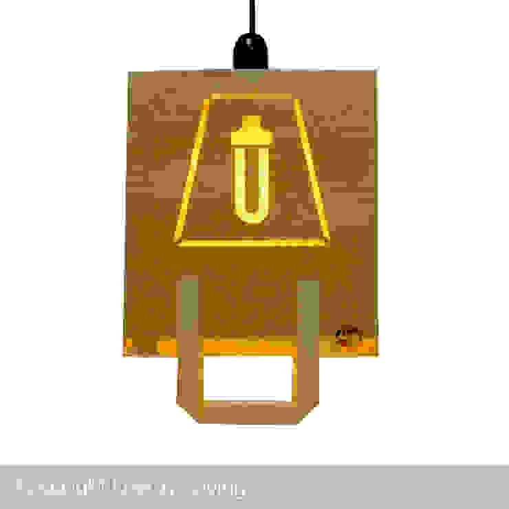 Bagalight Energy Saving de homify Moderno