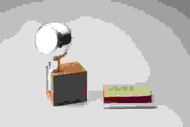 YVE MIRROR by Maarten Baptist par TH MANUFACTURE Moderne