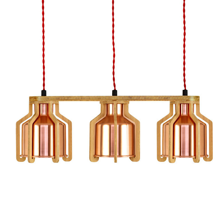 Cell Triplet Copper homify HouseholdSmall appliances