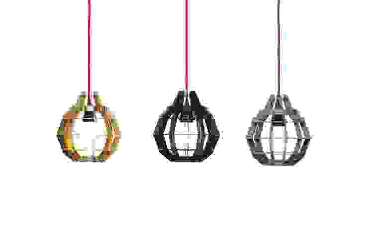 Cage Lamps by Dare Studio