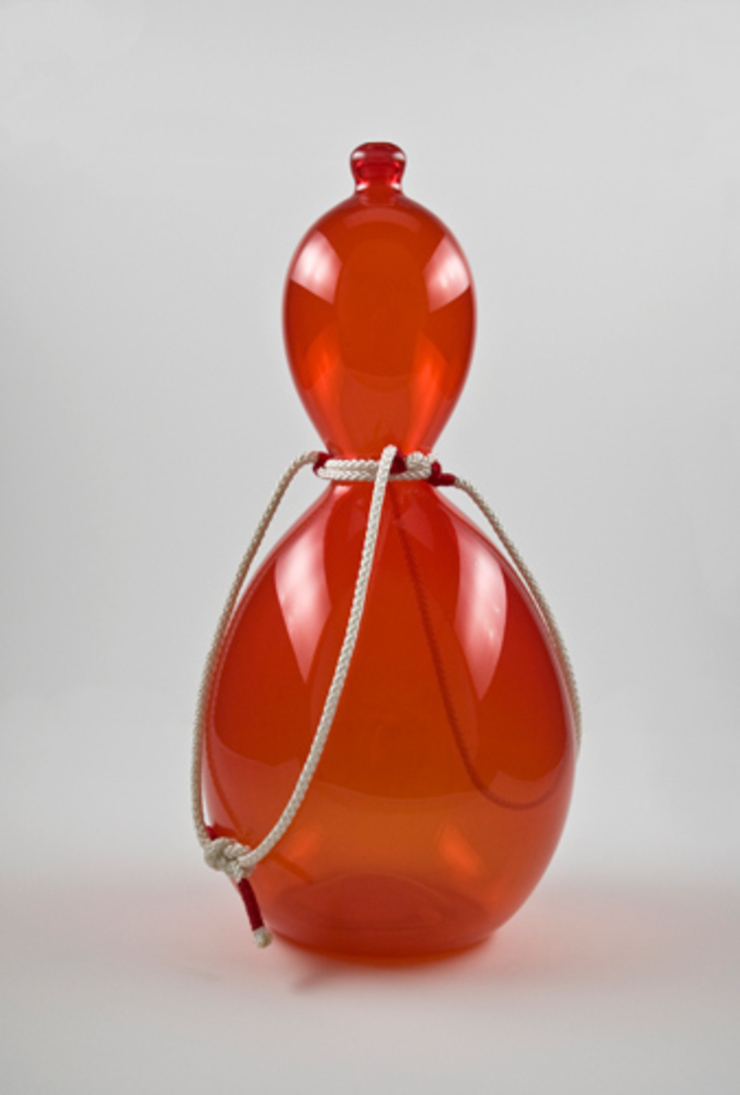 Bouteille-Berger Rouge par Andrighetto L. & Miot J.-C. Éclectique