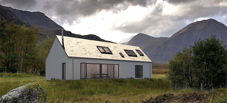 Longhouse by Hebridean Homes