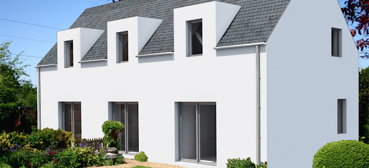Whitehouse by Hebridean Homes