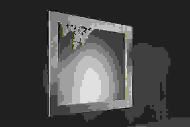 Specchio Leaves Collection di Atelier Mo.Ba. Classico
