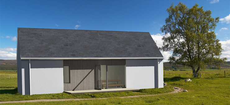 Accessible House by Hebridean Homes