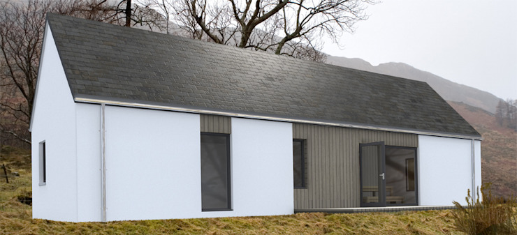 Accessible House Hebridean Homes