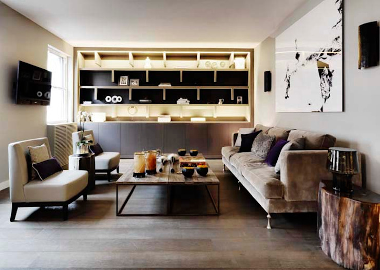 Belgravia Flat by VW+BS | Architecture and Design