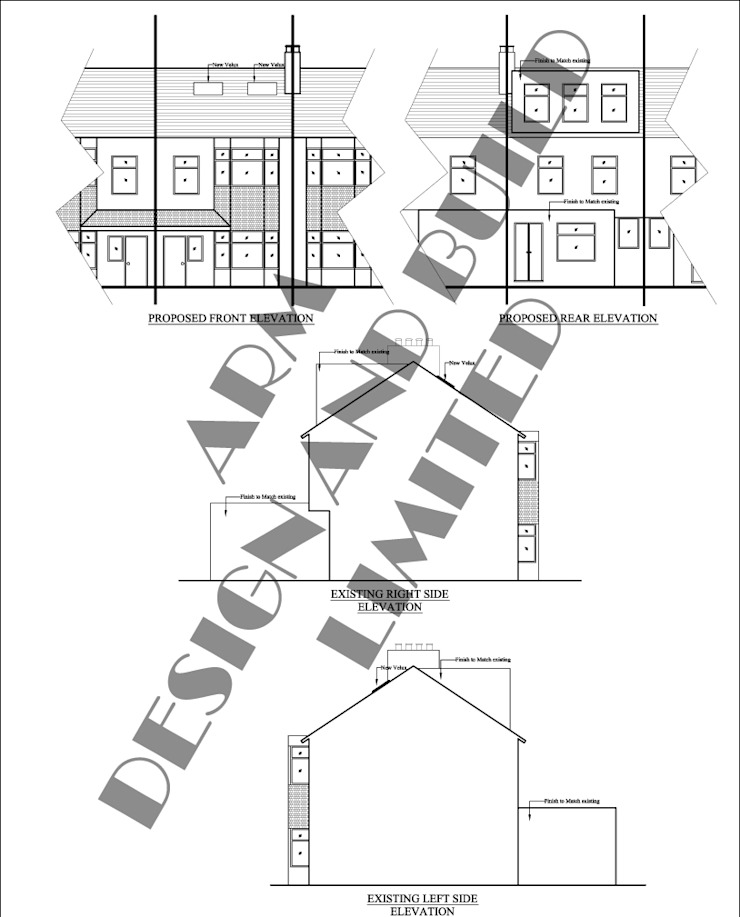 Our Work Sample by ARM Design & Build Ltd