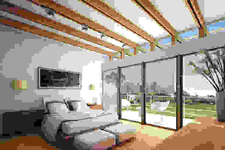 RECAMARA Dormitorios coloniales de gOO Arquitectos Colonial