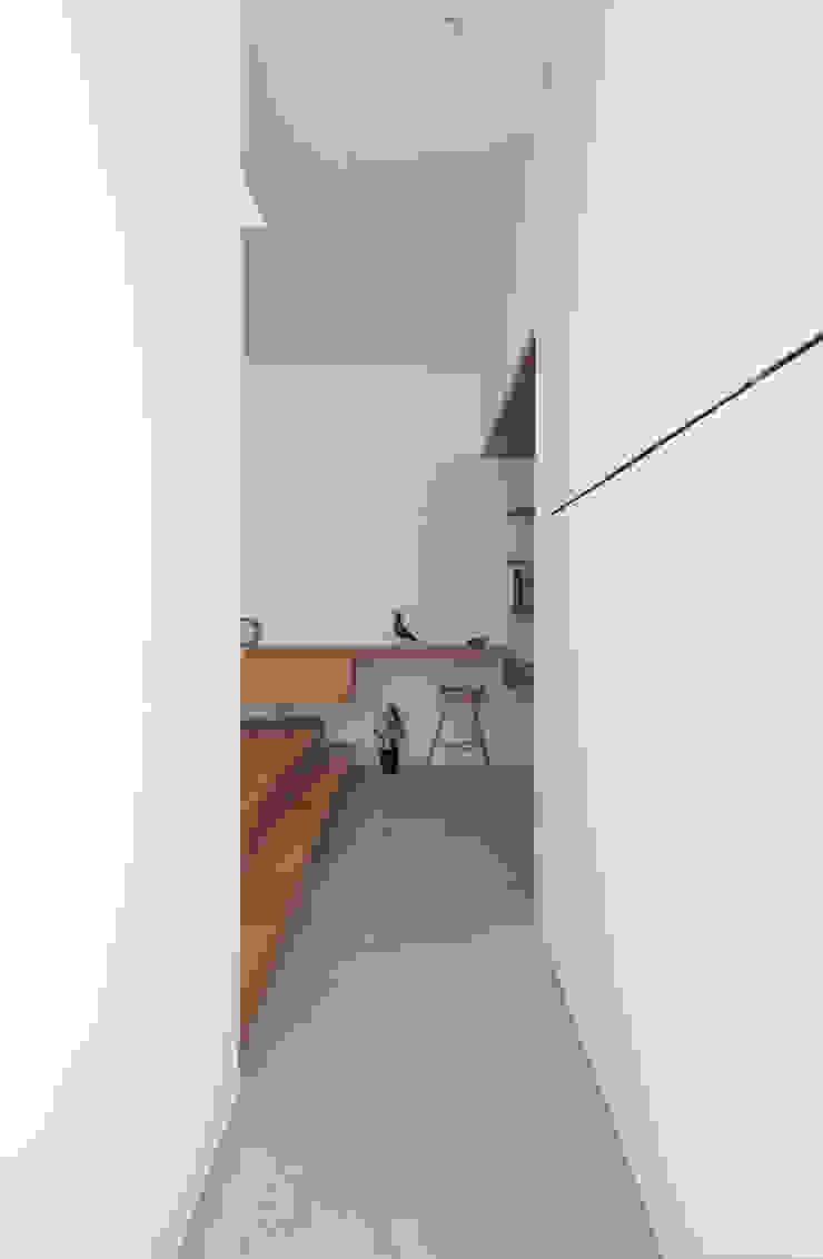 西古券の家/house of nisikoken モダンな 家 の haco建築設計事務所 モダン