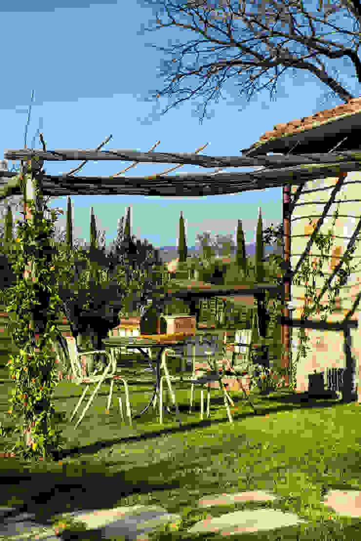 Toscane Jardin méditerranéen par dmesure Méditerranéen