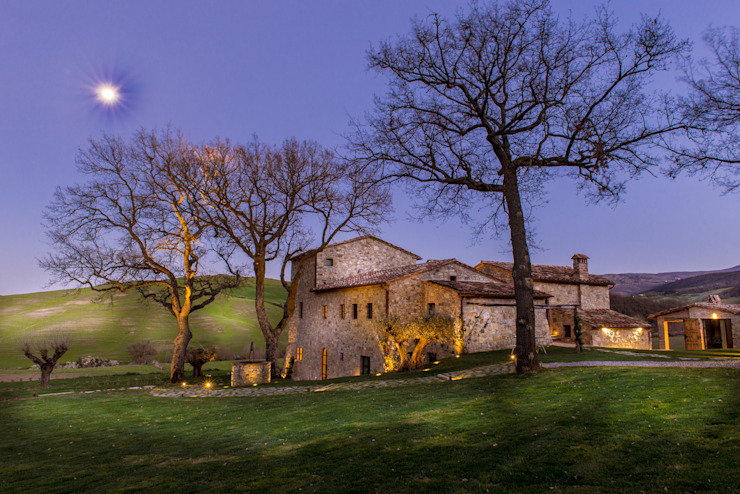 Toscane Maisons méditerranéennes par dmesure Méditerranéen