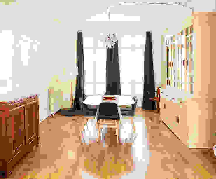 """Salle à manger """"classe"""" Salon minimaliste par CL Intérieurs Minimaliste"""