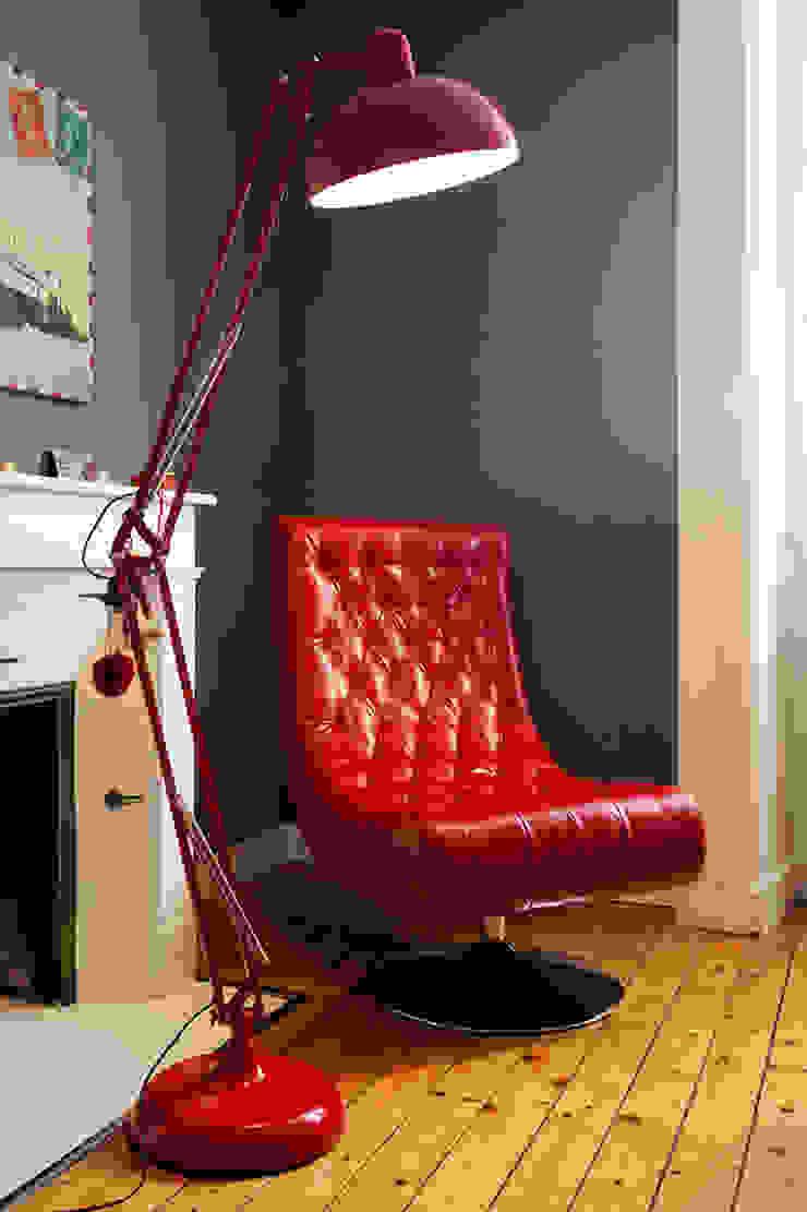 Chambre d'adolescent Salon moderne par CL Intérieurs Moderne