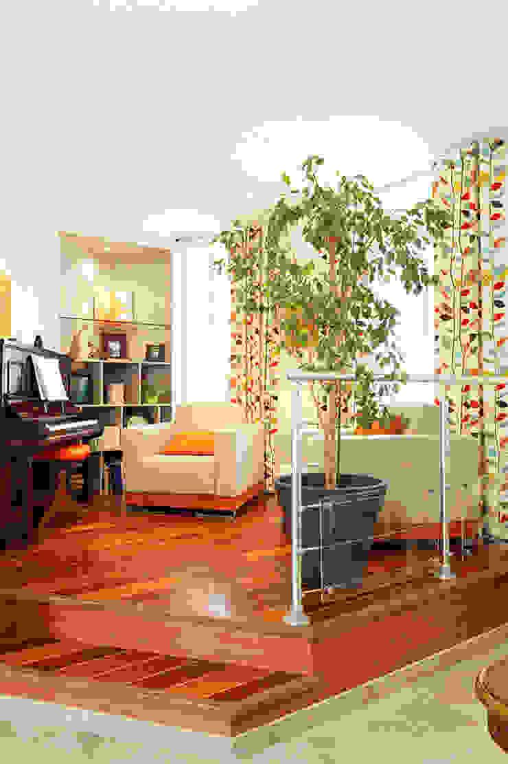 Petit salon contemporain Salon moderne par CL Intérieurs Moderne