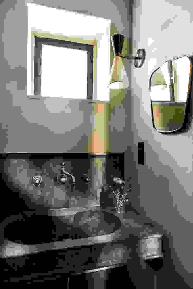 Toscane Salle de bain industrielle par dmesure Industriel