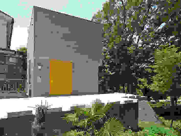 外観 モダンな 家 の 小田宗治建築設計事務所 モダン