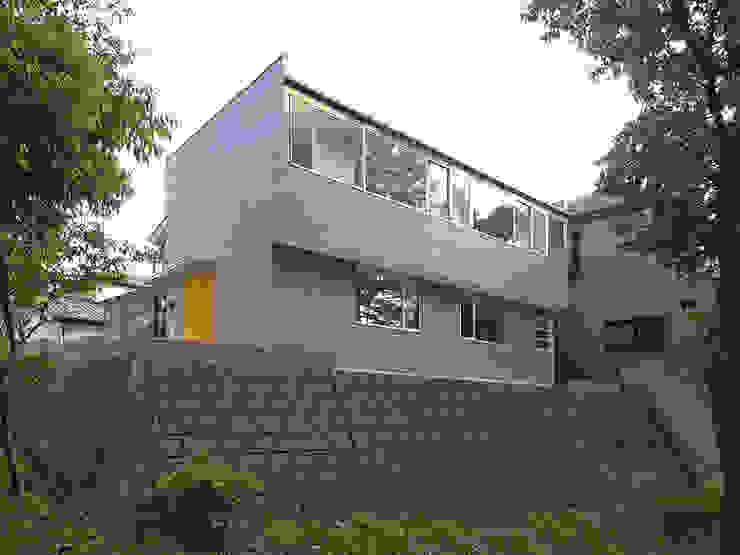 外観1 モダンな 家 の 小田宗治建築設計事務所 モダン