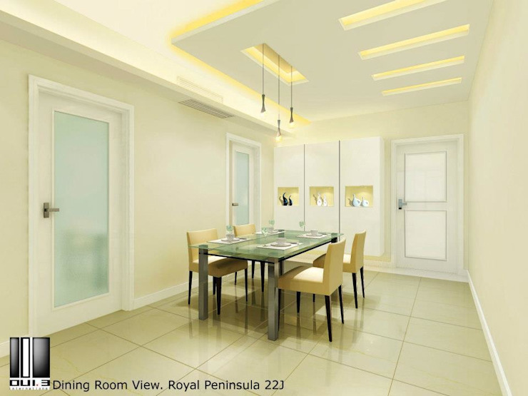Dining Room Oui3 International Limited Modern living room